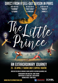 The Little Prince in Australia - Sydney