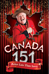 Canada 151: Better Late Than Sorry in Toronto