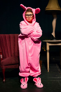 A Christmas Story, the Musical in Broadway