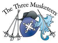 The Three Musketeers in Rhode Island