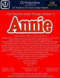 Annie in Long Island