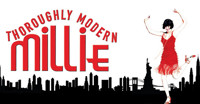 Thoroughly Modern Millie in Houston