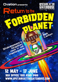 Return to the Forbidden Planet in UK / West End