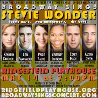 Broadway Sings Stevie Wonder in Connecticut