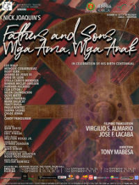 FATHERS AND SONS in Broadway