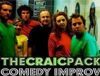 The Craic Pack Comedy Improv. in Ireland
