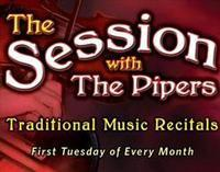 Session With The Pipers in Ireland