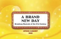 SOPA Cabaret - A Brand New Day: Broadway Musicals of the 21st Century in Chicago