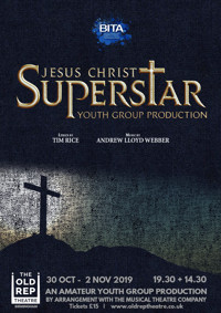 Jesus Christ Superstar in UK Regional
