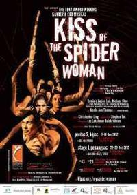 Kiss of the Spider Woman : The Musical in Malaysia