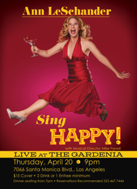 Sing Happy in Broadway