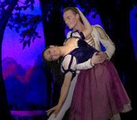 Snow White Presented by Ballet Theatre of Maryland in Baltimore