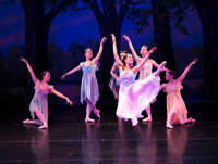 A Midsummer Night's Dream Presented by Ballet Theatre of Maryland in Baltimore