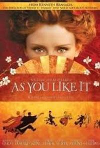 As You Like It in Broadway