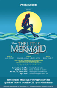 Disney's The Little Mermaid in Birmingham