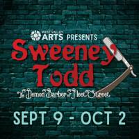 Sweeney Todd in Salt Lake City