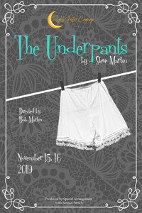 The Underpants in Portland