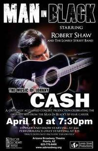 Man In Black: The Music of Johnny Cash in Phoenix