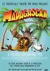 Madagascar - A Musical Adventure TYA in Long Island