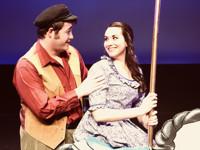 Carousel in Broadway