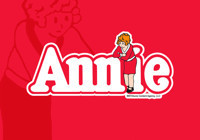 Annie in Broadway