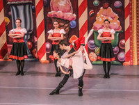 The Nutcracker Performed by Pennsylvania Academy of Ballet Society in Philadelphia