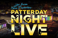 Patterday Night Live! in Broadway