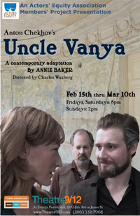UNCLE VANYA in Seattle