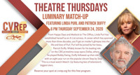Luminary Match-Up Featuring Linda Purl and Patrick Duffy in Brooklyn