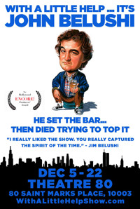 With a Little Help...It's John Belushi in Brooklyn