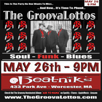 The GroovaLotoos Phunk Party @ Beatnik's in Broadway