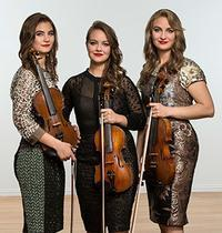 The Quebe Sisters in Albuquerque