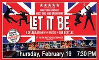 Let It Be - A Celebration of the Music of the Beatles in South Bend