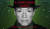 A Christmas Carol performed by Bernadette Nason in Austin