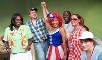 The Miss Firecracker Contest in Jacksonville