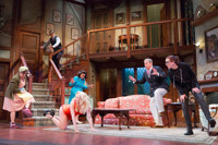 Noises Off in Broadway