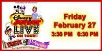 Disney Junior Live on Tour! - Pirate & Princess Adventure in South Bend