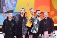 Backstreet Boys in Broadway