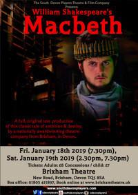 William Shakespeare's Macbeth in Broadway