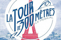 The Tower of Monsieur Eiffel (La Tour de 300 mètres) in TV