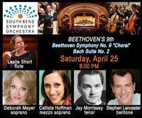 South Bend Symphony Orchestra Masterworks III - Beethoven's Ninth in South Bend