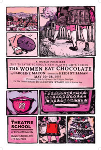 The Women Eat Chocolate in Chicago