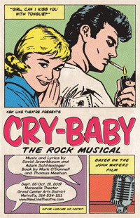 CRY-BABY in Broadway