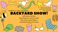 Backyard Show gets LOST! in Off-Off-Broadway