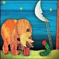 Brown Bear, Moon, Caterpillar in Broadway