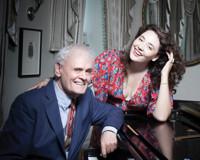 Tatiana Eva-Marie and Terry Waldo CD Release Show in Brooklyn
