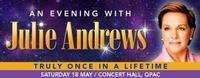 An Evening with Julie Andrews in Australia - Brisbane