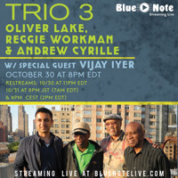 Trio 3 - Oliver Lake, Reggie Workman & Andrew Cyrille featuring Vijay Iyer in Central New York