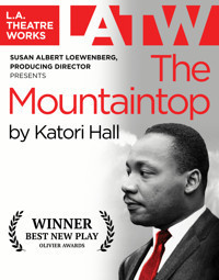 The Mountaintop by L.A. Theatre Works in Central Pennsylvania