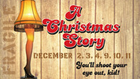 A Christmas Story the Musical in Broadway